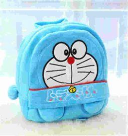 康泰玩具卡通Kt猫米奇书包 神偷奶爸背包毛绒玩具 儿童开学礼物