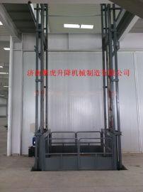 北京3吨导轨式升降机