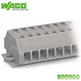 原装WAGO万可 261-103   2线接线端子排