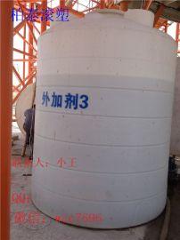 合肥塑料容器厂家 10立方pe水箱 耐酸碱加厚塑料水塔