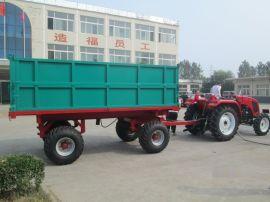 供应8吨液压自卸拖车 挂车 运输车 拖拉机配套