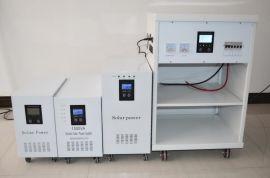 厂家直销12V转220V太阳能逆控一体逆变器