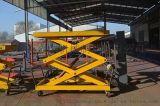 2.4米1吨+二层车库用固定式升降机+固定式升降货梯