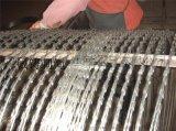 安徽热镀锌刺绳厂带刺铁丝防爬网刀片刺绳