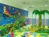 重庆淘气堡室内儿童乐园全国招商加盟,设计合理安全