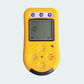 便携式四合一气体检测仪(一氧化碳, 硫化氢, 氧气, 可燃气体)