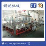 张家港超越机械 全自动三合一液体灌装机设备 10000瓶/时矿泉水灌装机