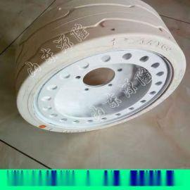 真空工程轮胎 实心叉车轮胎 825-16实心轮胎