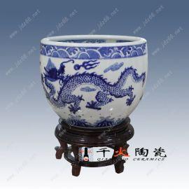唐龙陶瓷,高温烧制景德镇陶瓷鱼缸价格