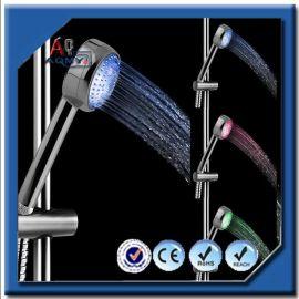 led淋浴花洒LED花洒生产厂家及公司_LED花洒批发