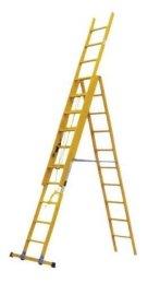 绝缘折叠梯