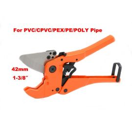 42mm自动pvc/ppr/PE/PEX/POLY/CPVC/塑管割刀1-5/8'' 修改