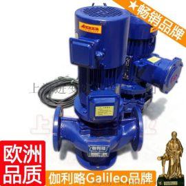 GW管道式无堵塞排污泵 管道式排污泵 伽利略gw排污泵 艺