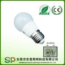 风花形陶瓷球泡灯 (SP-013)