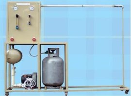 HYK-1可见火焰传播速度实验台