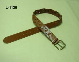 时装真皮腰带(1130)