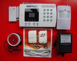 防区全语音提示家用智能电话联网防盗报 系统(LB-32)