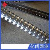 现货直径25mm304不锈钢冲孔管多孔管过滤管22mm多孔消音管排气管