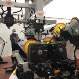 金韦尔制造PP高透片材生产线