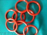 高品质红色硅胶O型圈