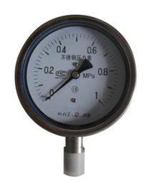 YTF-60/YTF-100/YTF-150全不锈钢压力表