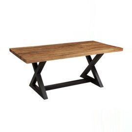 众美德cz-0101做旧桌子椅子批发定做