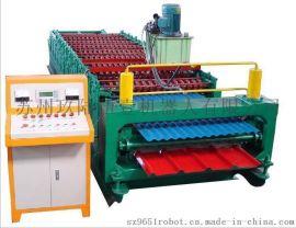 TFTM2-2000型彩钢瓦码垛机