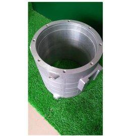 惠州威盛工业新能源汽车铝合金水冷电机外壳