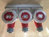 工业插头 机房专用 TYP-248 16A 3P 230V IP44