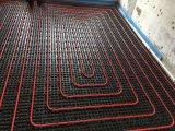 PE-RT红色家装地暖管地板辐射采暖管厂家直销