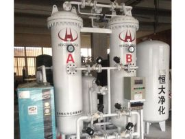 50(m3/h)食品制氮设备 小型空分制氮机组