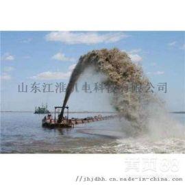 三相电排渣绞吸泵大型潜污泵名列前茅