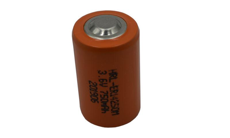 ER14250M-750mah水錶鋰亞電池廠家