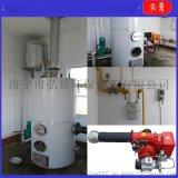 沼气锅炉厂家报价-0.5吨1吨供暖锅炉多少钱