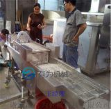 鸡排生产加工设备,鸡排裹浆机