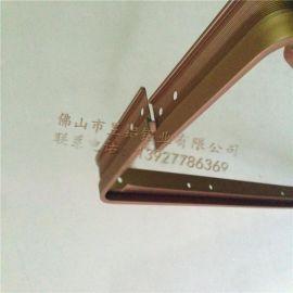 优质铝合金型材 铝合金镜框型材 广告灯箱边框铝合金