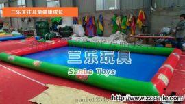 陝西延安充氣池子沙灘池廠家銷售價格