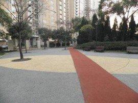 彩色透水混凝土做法详解2 湘潭透水地坪厂家