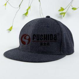 秋季新品  成人帽子 男女士羊毛平檐棒球帽光身单色帽子