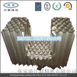 廠家供應 汽車緩衝塊 假人頸部標定試驗用蜂窩鋁塊 能量吸收塊 鋁蜂窩防撞塊