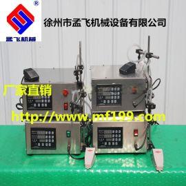 膏体灌装机 自动灌装机 饮料食用油蜂蜜灌装机 小型全自动数控液体灌装机