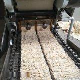 方便面生产加工设备 休闲油炸袋装面机械