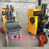 二次结构浇筑机专业输送混凝土的机器为工程带来效益
