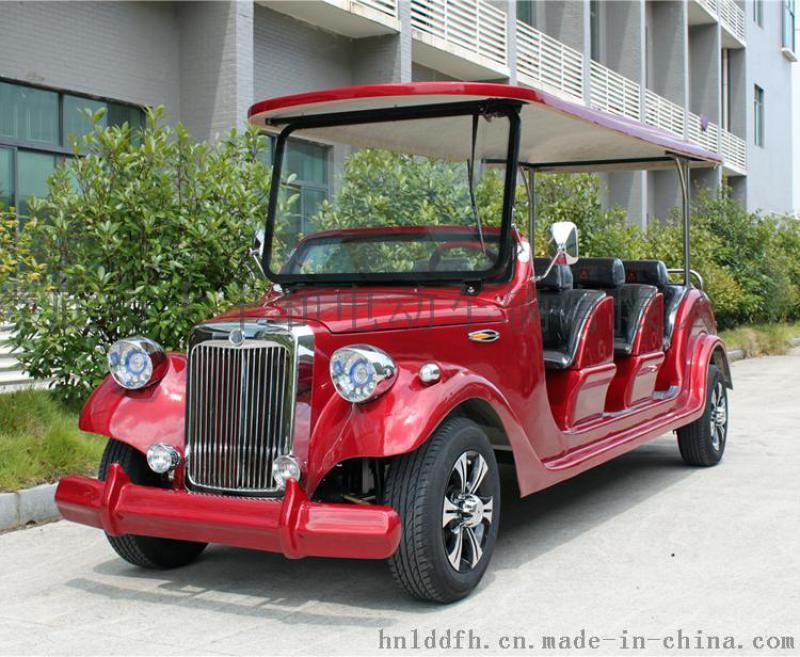 海南三亚景区豪华旅游观光游览电瓶车 电动观光车 厂家直销