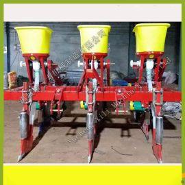 批量生产玉米精播施肥机 大豆玉米播种一体机