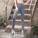 瑜伽服秋冬新款紧身收腹高腰弹力运动健身瑜伽裤