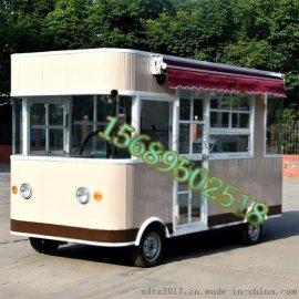 天纵TZCC小吃车多功能餐车移动美食车房车不锈钢中巴快餐车冷饮奶茶车早餐车