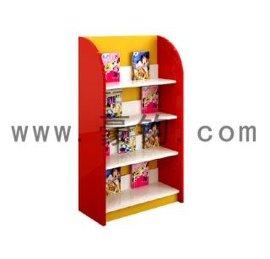 板式儿童书架