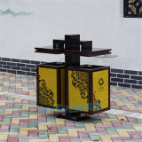 户外果皮箱创意分类垃圾桶室外景区小区公园果皮箱