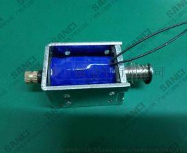 游戏机电磁铁SC-U0837E-12L